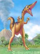 恐竜キャラ